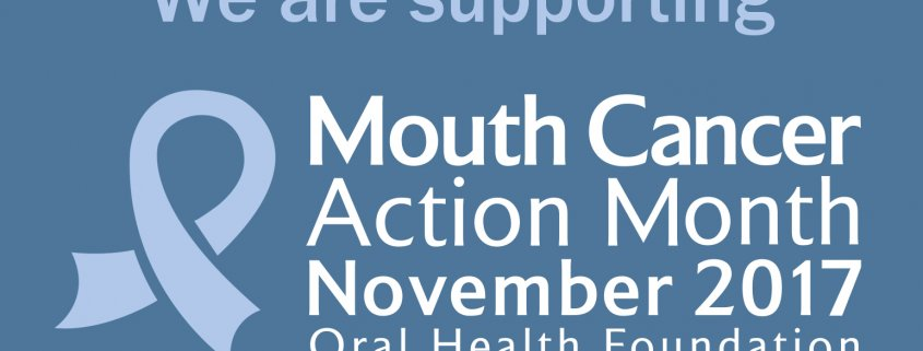 mouth cancer action month 2017